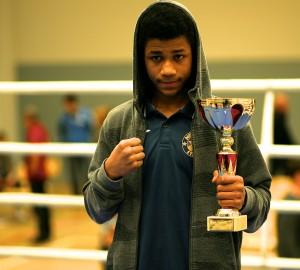 Asseme TUL turnauksen paras B-juniori 2014